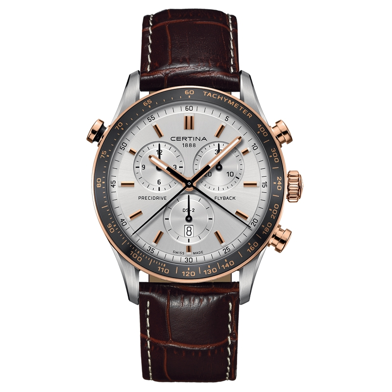 DS 2 Chrono flyback