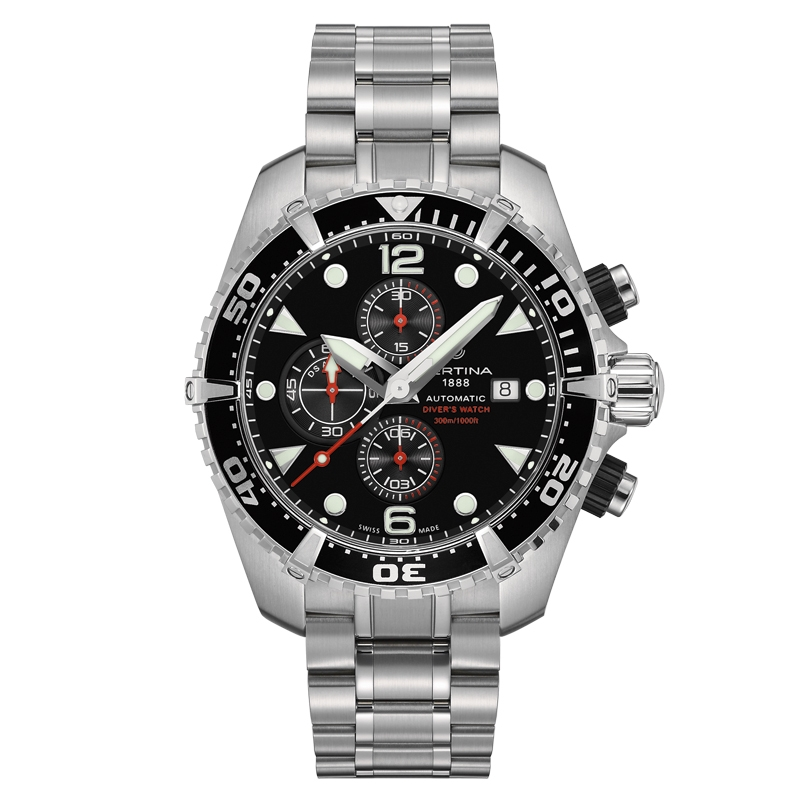 DS Action Diver Chrono automatic