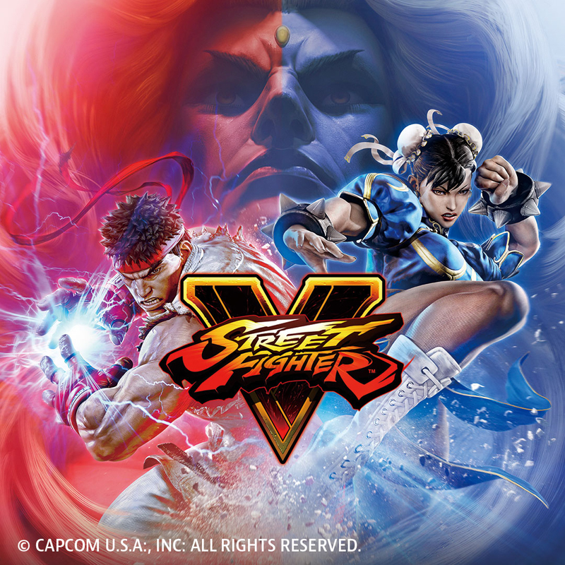 Seiko 5 Sports Street Fighter V