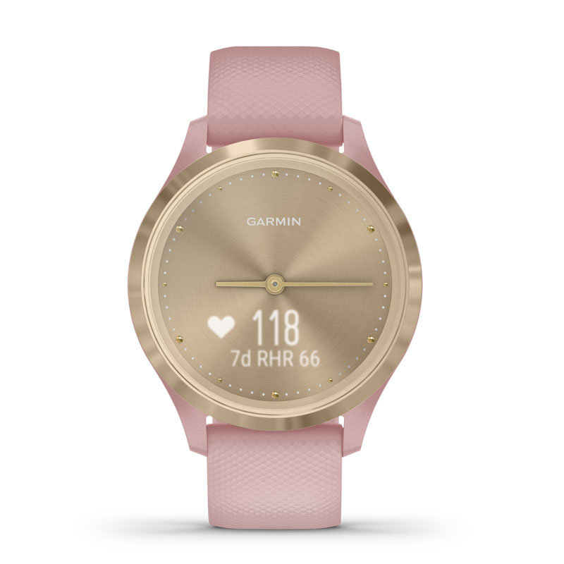 Garmin dameure