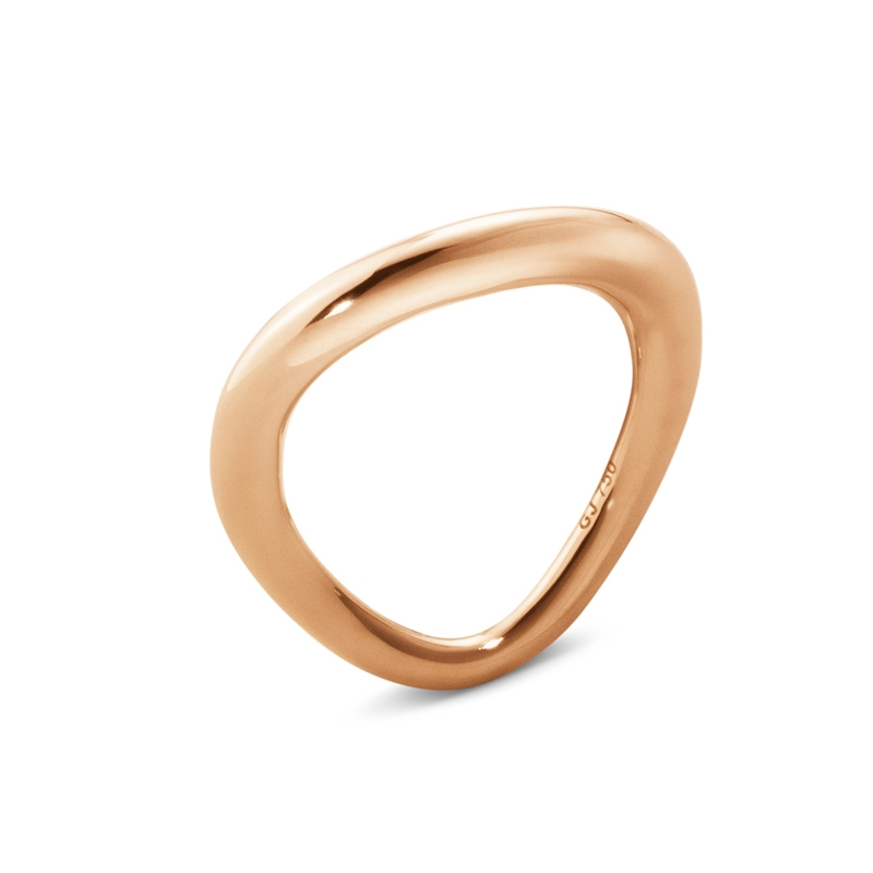 Georg Jensen Offspring 18 kt. rosaguld ring