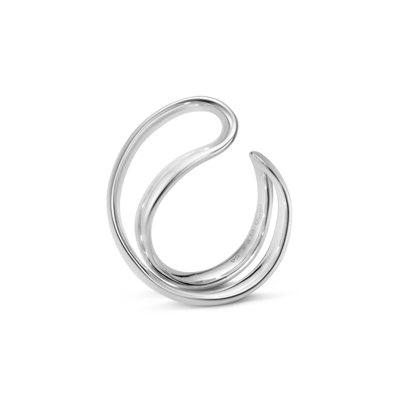 Image of   Georg Jensen Infinity ring i sølv