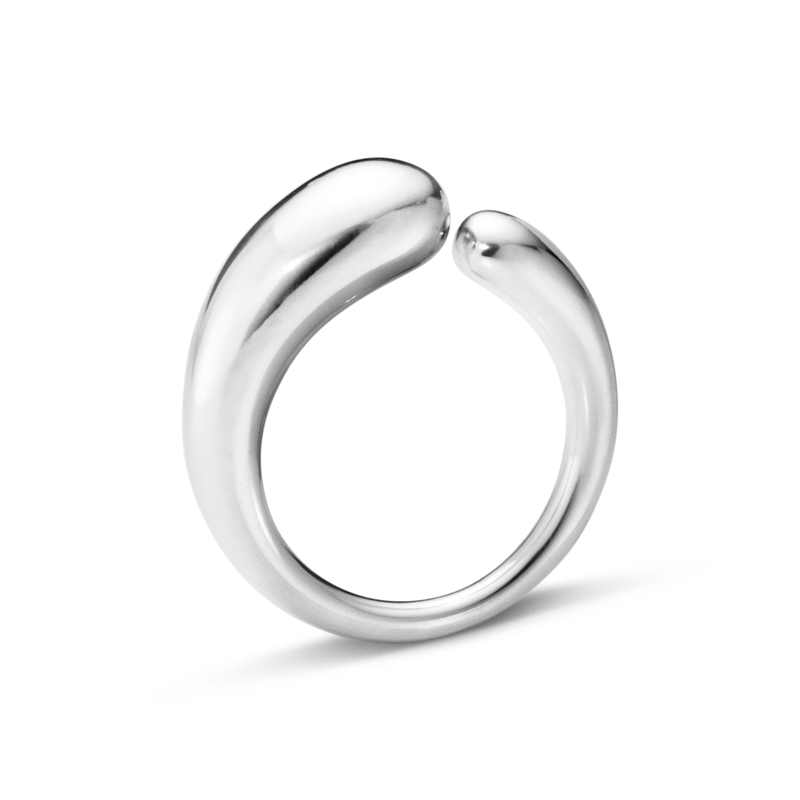 Image of   Georg Jensen Mercy medium ring i sølv
