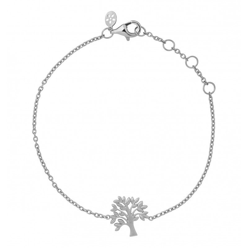 Image of   ByBiehl Tree of Life armbånd i sølv