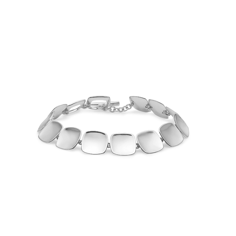 Image of   Mads Z CUSHION sølv armbånd
