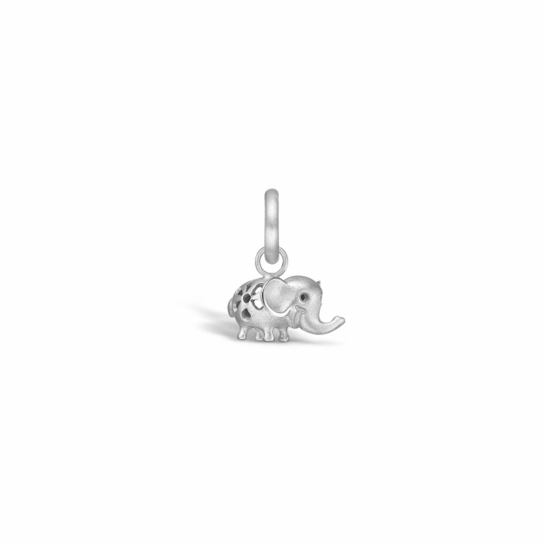 Image of   BLOSSOM elefant vedhæng i sølv