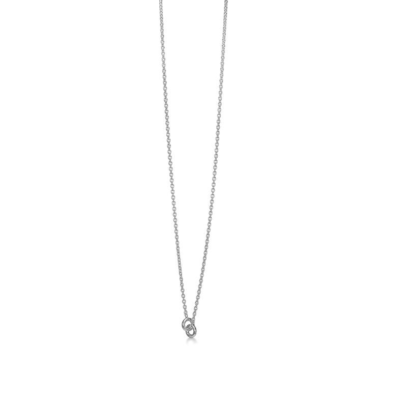 Image of   Mads Z Unity halskæde i sølv