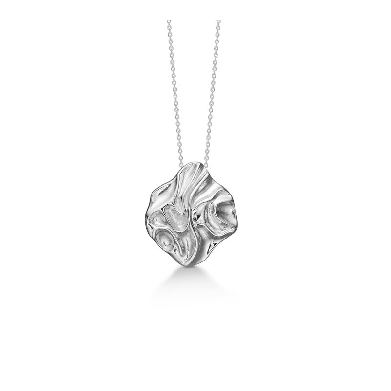 Mads Z Tempest sølv halskæde med vedhæng