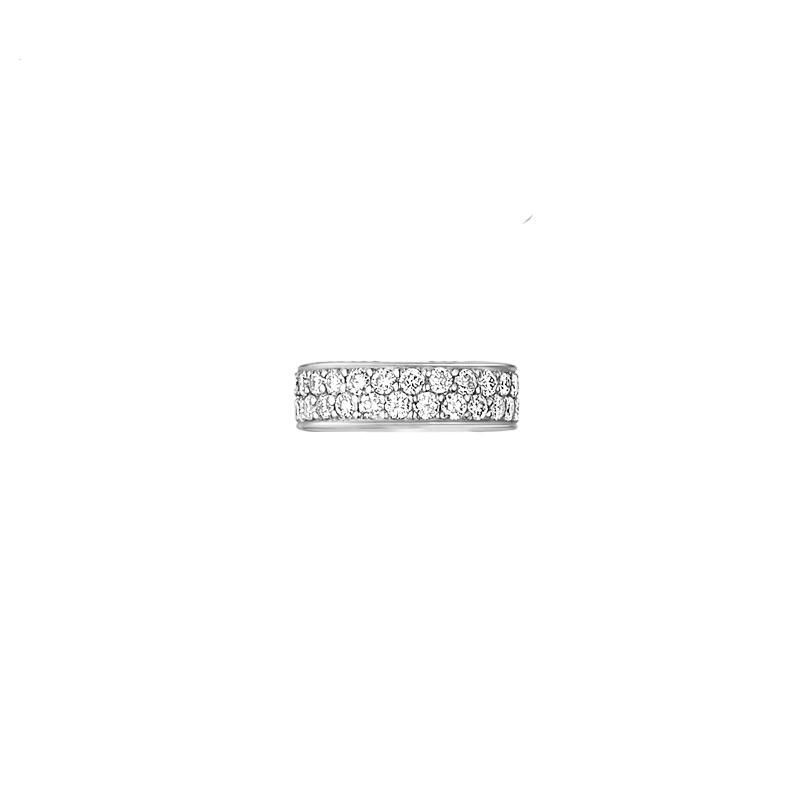 Georg Jensen Magic vedhæng 1513B, 18 kt. hvidguld med diamant pavé