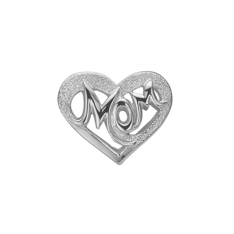Christina Charm til sølv armbånd Mon Million Love i sølv