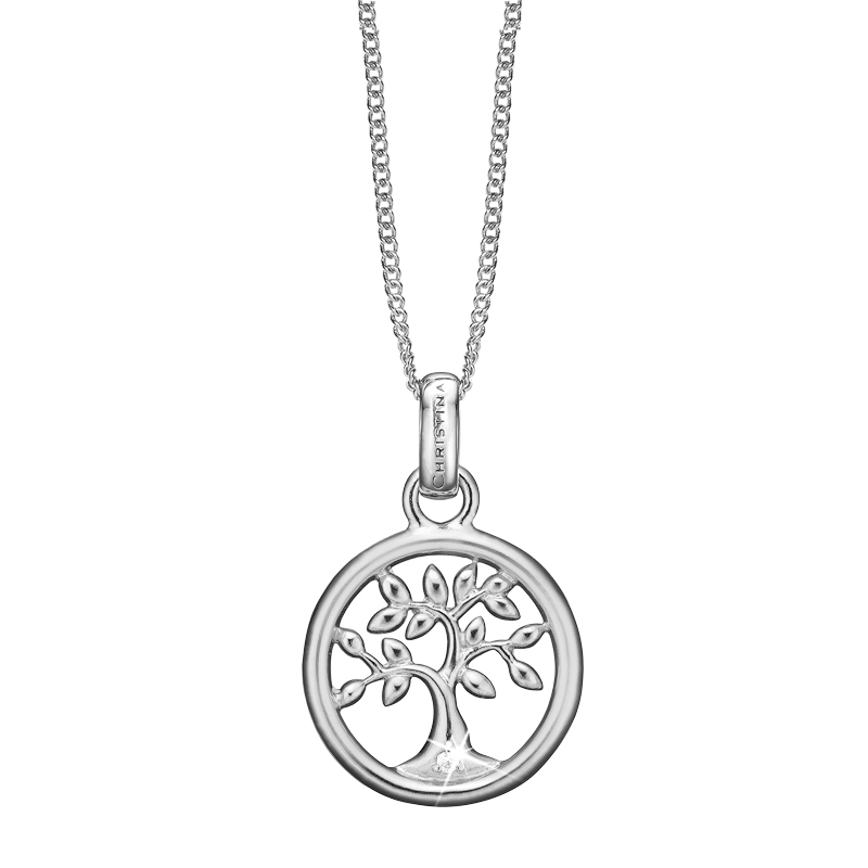 Image of   Christina Jewelry Tree of Life vedhæng i sølv