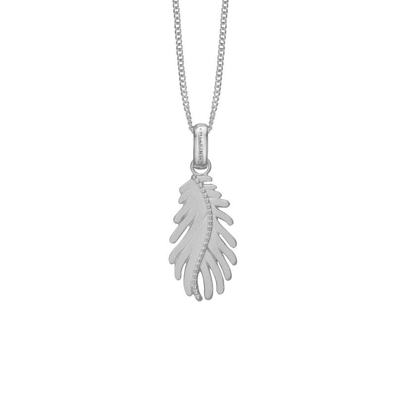 Image of   CHRISTINA vedhæng Pine leaf i sølv