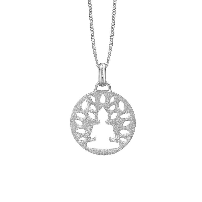 Image of   CHRISTINA vedhæng Meditation i sølv