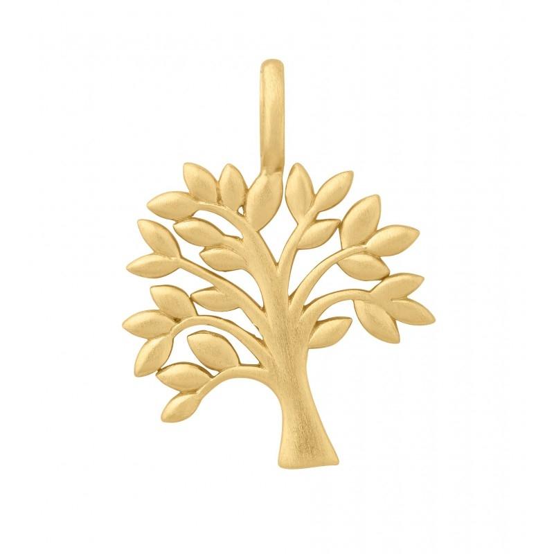 Image of   ByBiehl Tree of Life vedhæng i forgyldt