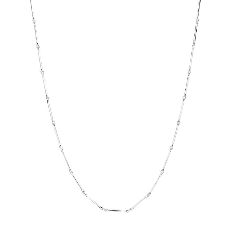 Image of   Lund Copenhagen Pind sølv halskæde