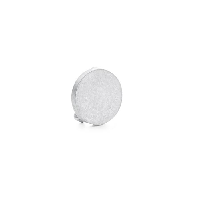 Ole Lynggaard Charm Spot On i hvidguld - logo gravering efter eget ønske. Urhodineret.