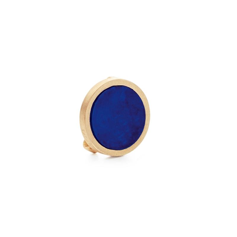 Ole Lynggaard Charm Spot On 18 karat rødguld lapis lazuli plade