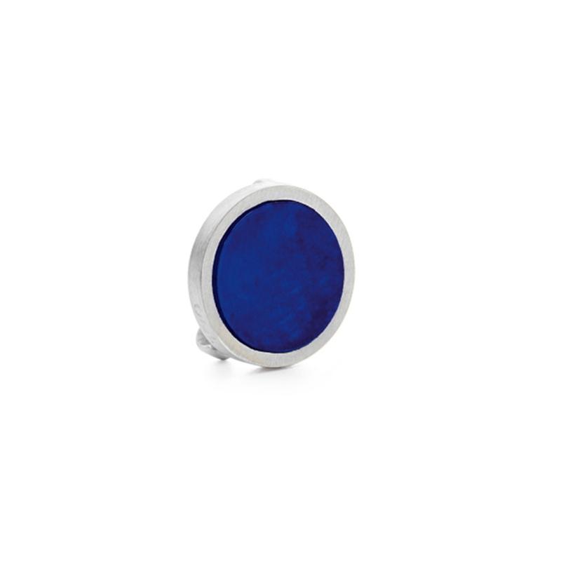 Ole Lynggaard Charm Spot On 18 karat hvidguld lapis lazuli plade