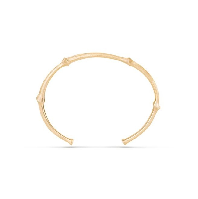 Ole Lynggaard Nature Bangle i rødguld