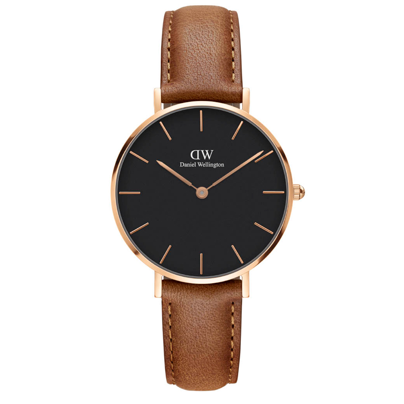 Image of   Daniel Wellington Classic Petite Durham dameur rosa - 32 mm