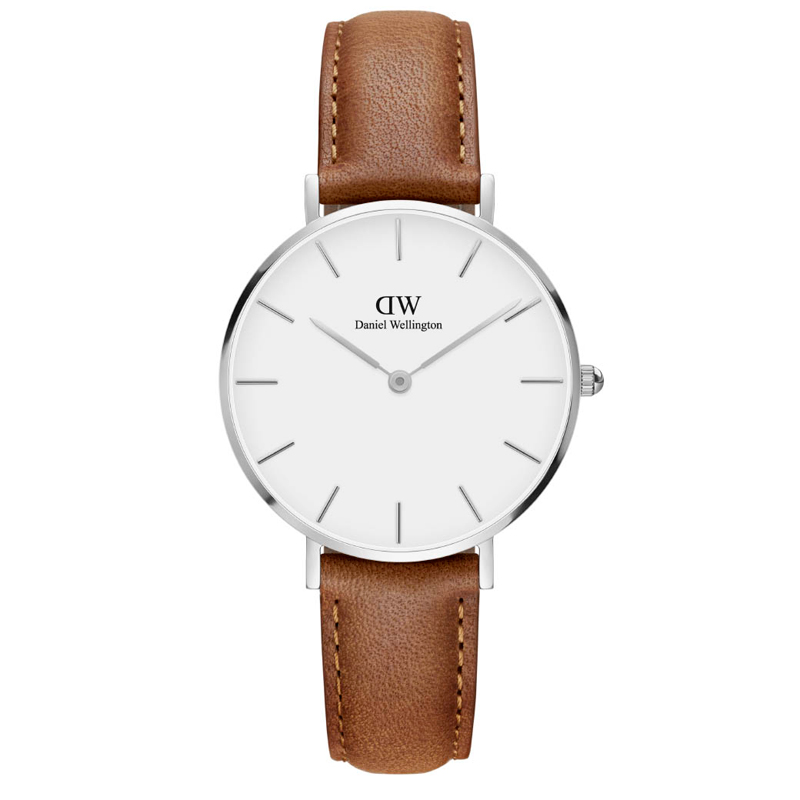 Image of   Daniel Wellington Classic Petite Durham dameur stål - 32 mm