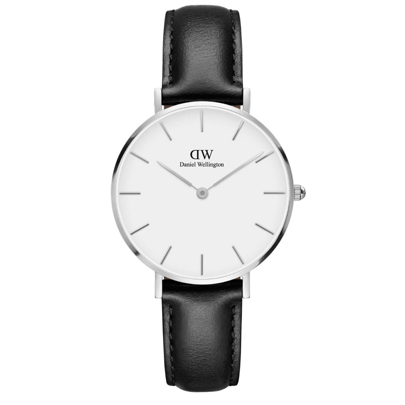 Daniel Wellington Classic Petite Sheffield dameur stål - 32 mm thumbnail