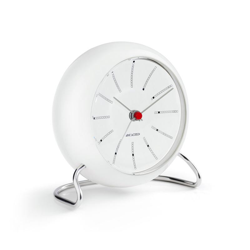 Image of   Arne Jacobsen Bankers bordur med alarm