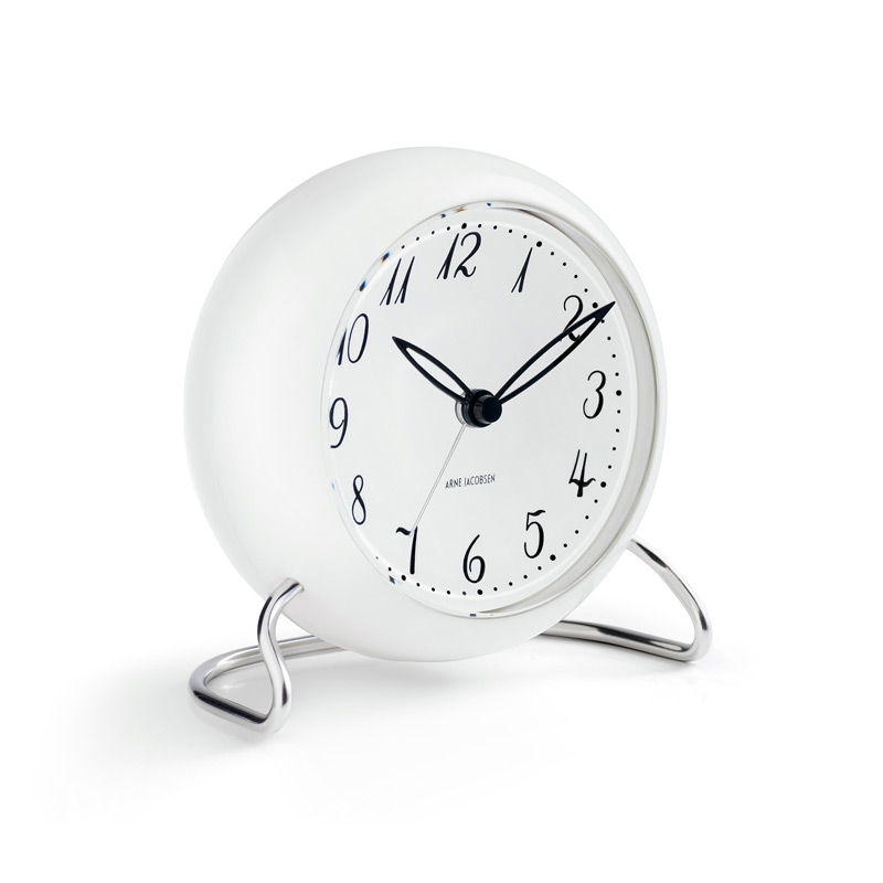 Image of   Arne Jacobsen LK bordur med alarm ø 11 cm
