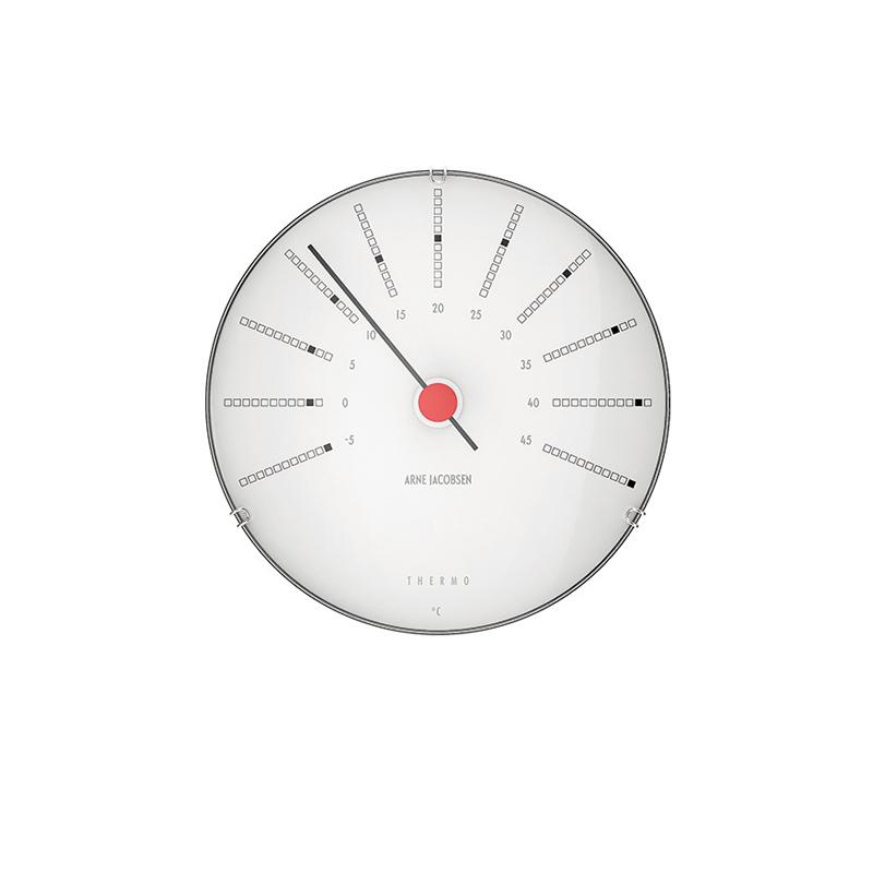 Image of   Arne Jacobsen Bankers Termometer, ø 12 cm