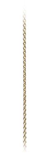 Image of   Ole Lynggaard Collier anker 30, 18 karat rødguld længde 45 cm og karabin. Kan afkortes til 40 og 42 cm med øsken