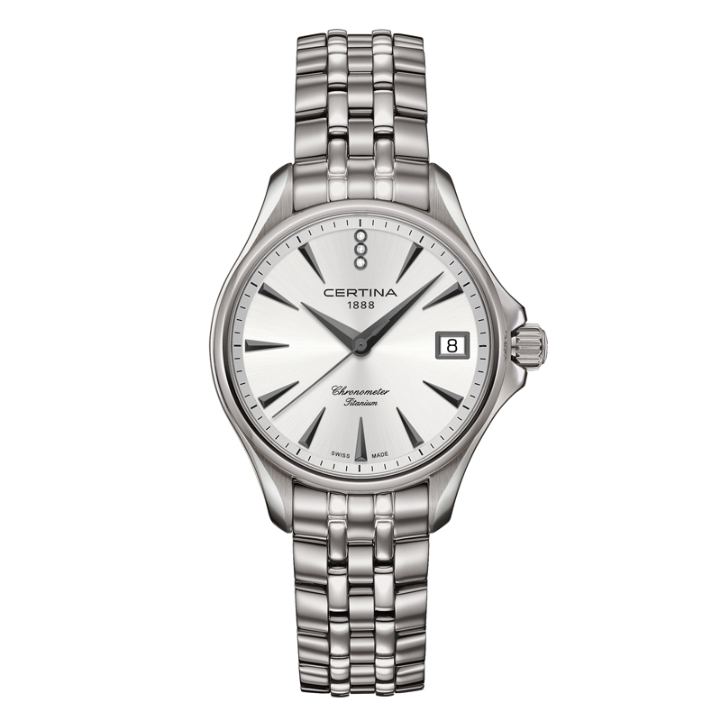 Image of   CERTINA DS ACTION DIAMONDS LADY ARMBÅNDSUR I TITAN