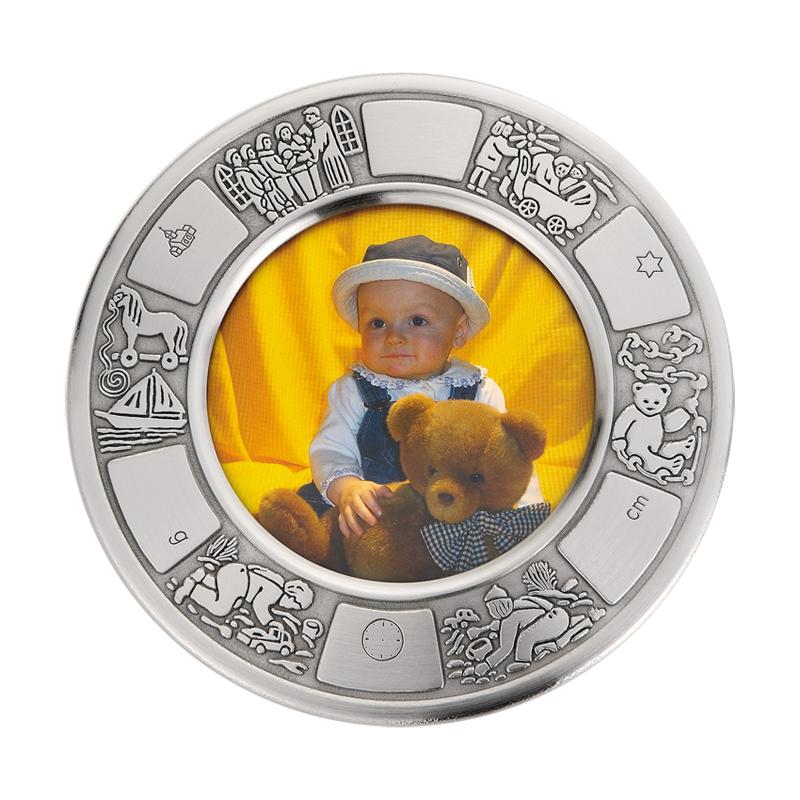 Image of   Dåbsramme Barn, tin stor