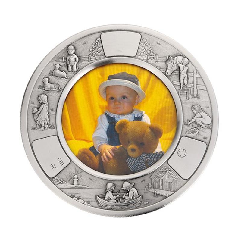 Image of   Dåbsramme Børnesange, tin stor