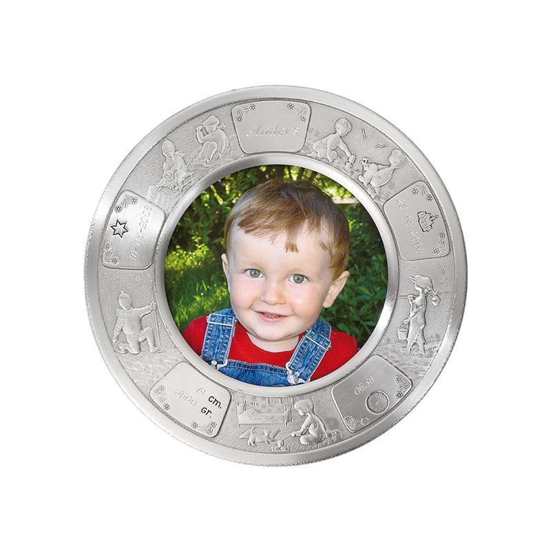 Image of   Dåbsramme Hans, tin lille