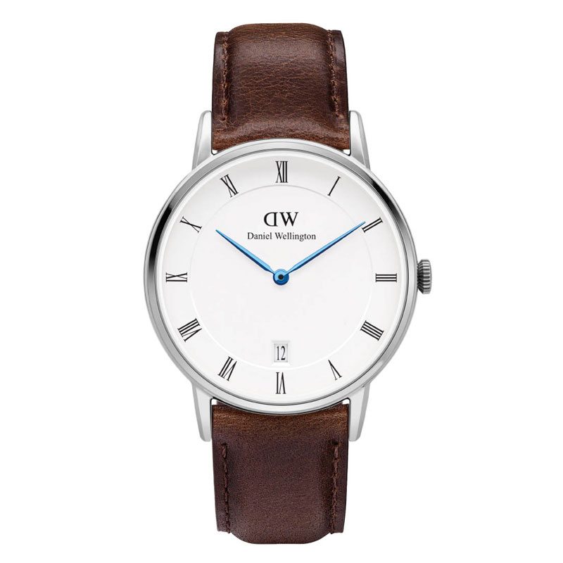 Image of   Daniel Wellington Dapper Bristol ur - stål 34 mm