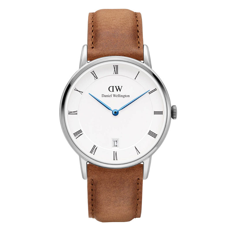 Image of   Daniel Wellington Dapper Durham ur - stål 34 mm