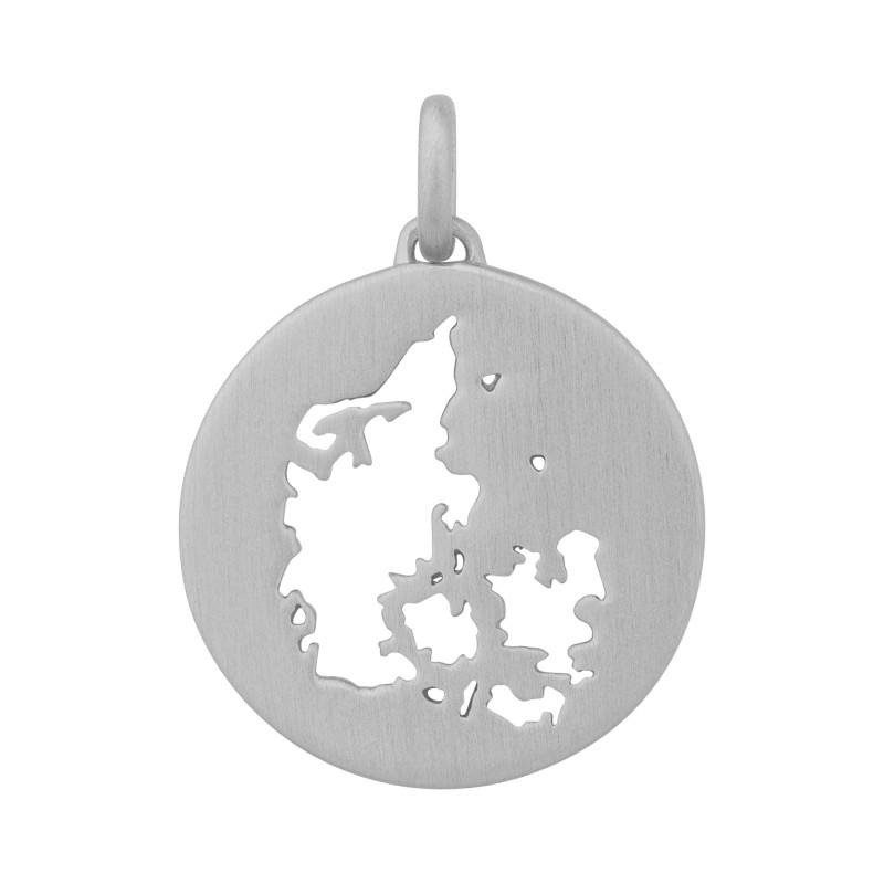 Image of   ByBiehl Beautiful Denmark vedhæng i sølv