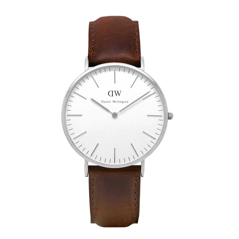 Image of   Daniel Wellington Classic Bristol ur stål 40 mm