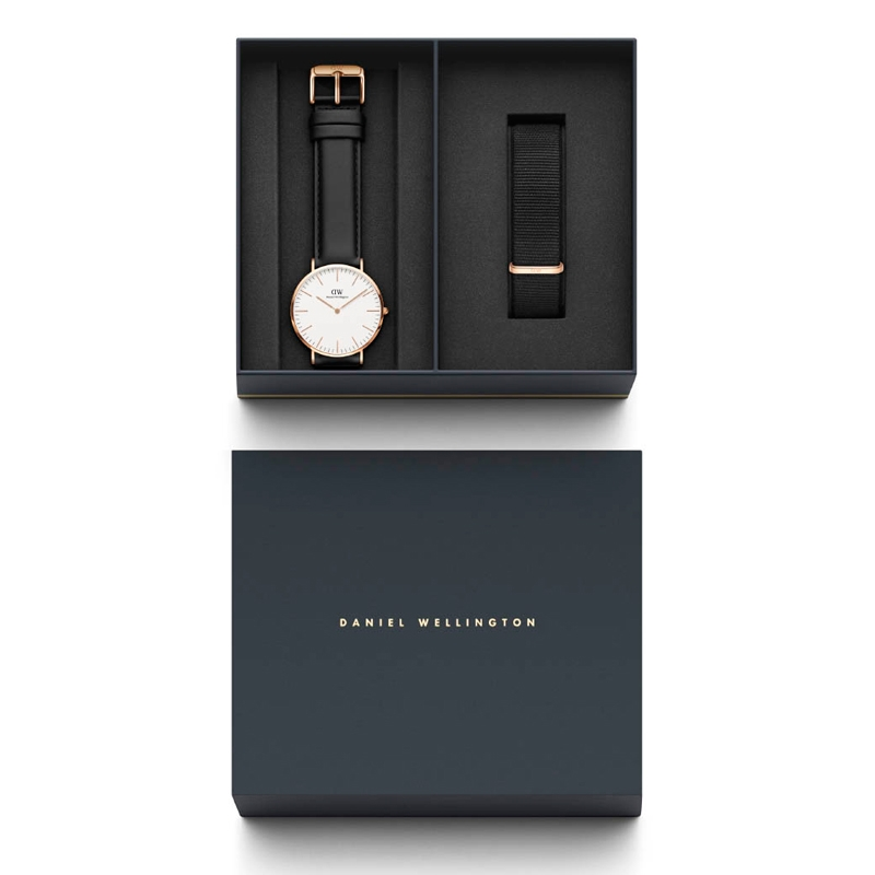 Daniel Wellington - GIFT BOX Man, Sheffield + Cornwall