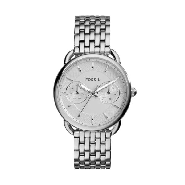 FOSSIL Tailor armbåndsur i stål med lænke