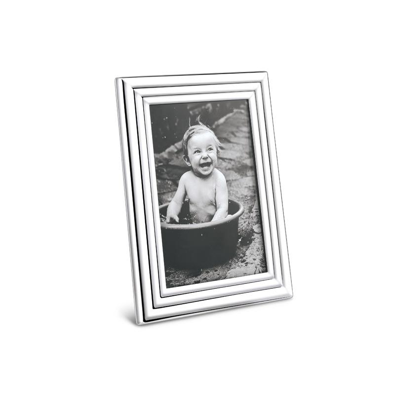 Georg Jensen Legacy billedramme 10x15 cm, stål