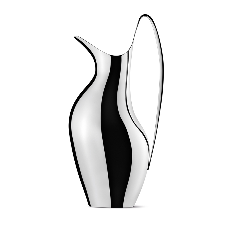 Image of   Georg Jensen Masterpiece Koppel kande stor model 1,9L, stål