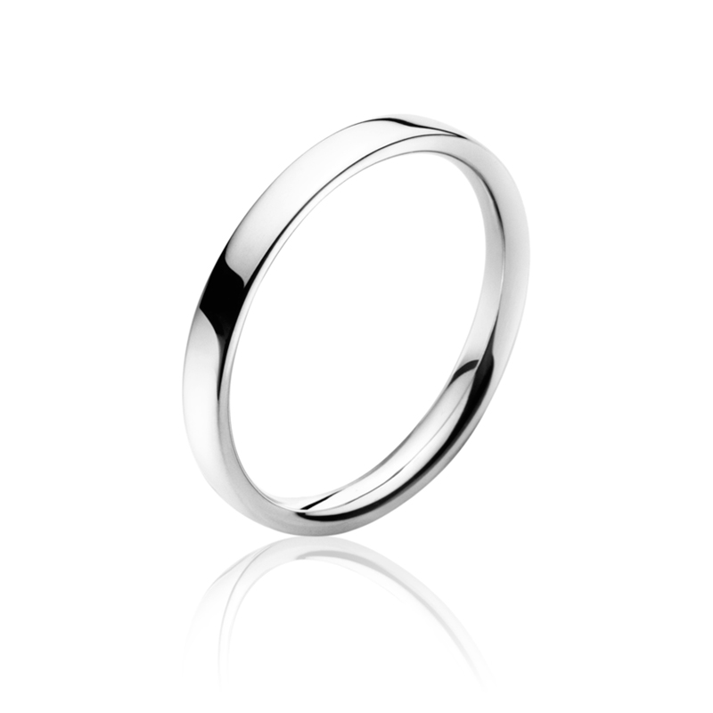 Georg Jensen Magic inner-ring hvidguld