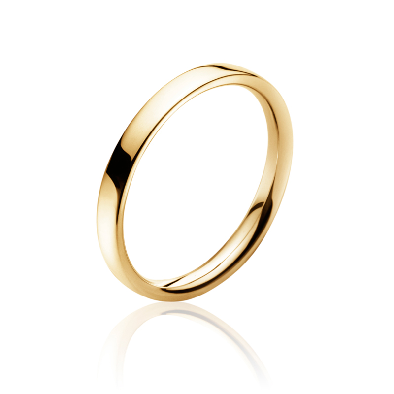 Georg Jensen Magic center ring 1513B, 18 kt. guld