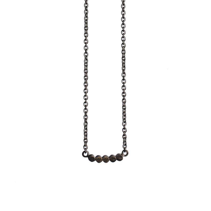 Image of   Guldsmed ø 2014 halssmykke i sølv