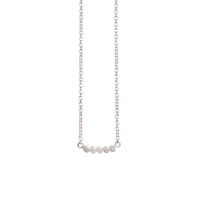 Image of   Guldsmed ø 2014 halskæde i sølv