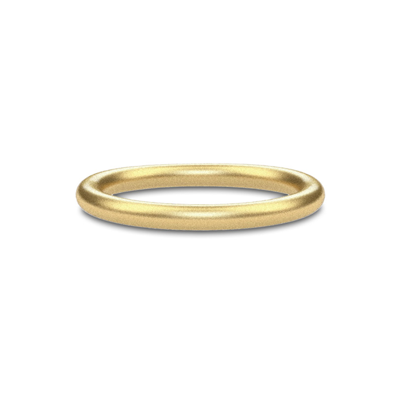 Julie Sandlau Classic ring forgyldt