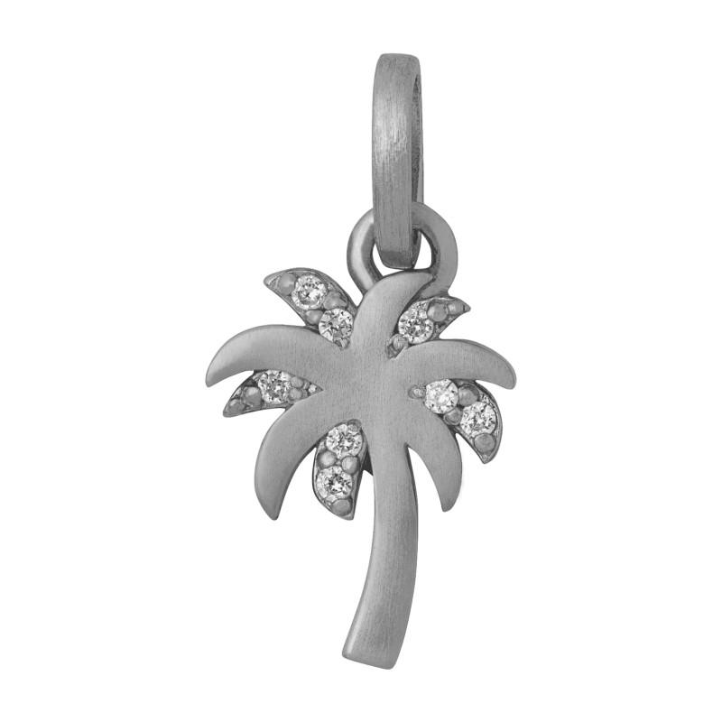 Image of   ByBiehl Love & Friendship palme vedhæng, sølv