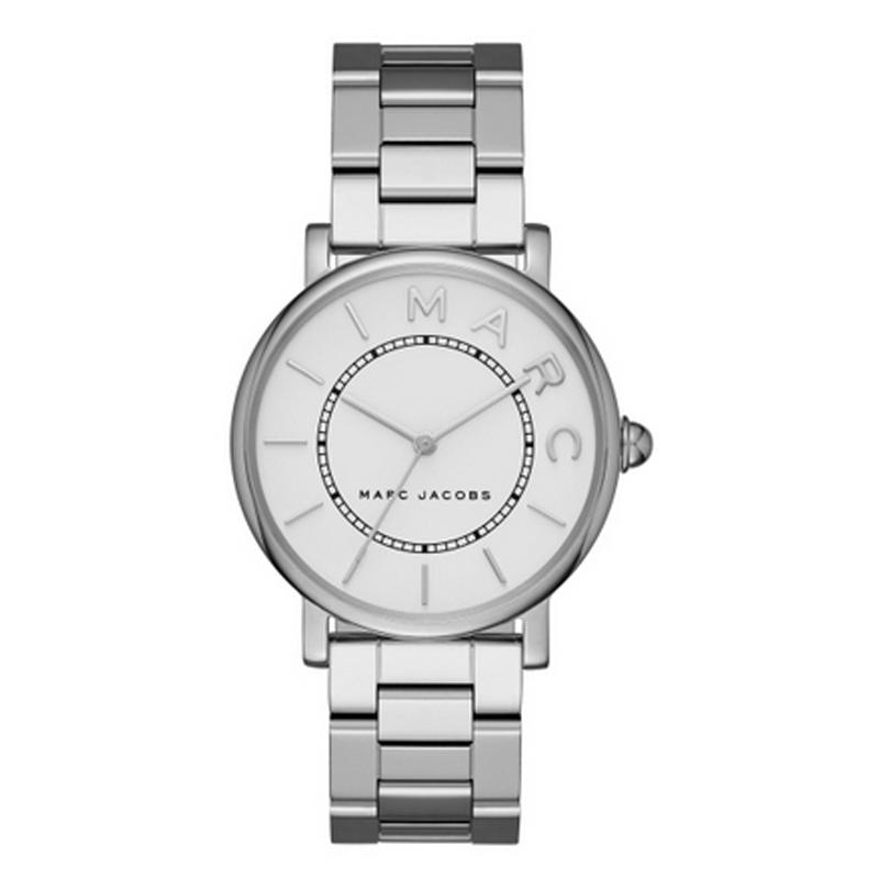 Marc Jacobs Classic armbåndsur i stål med lænke