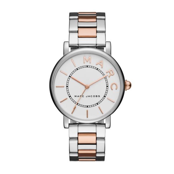 Marc Jacobs Classic armbåndsur i bicolor stål med lænke